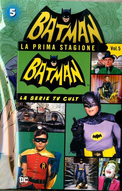 Batman '66 (Dvd + Fumetto) - N° 5 - Batman '66 - Rw Lion
