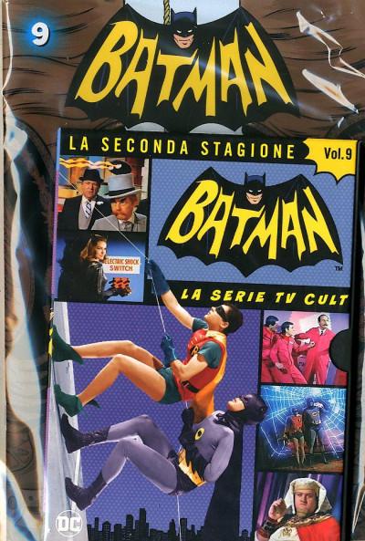Batman '66 (Dvd + Fumetto) - N° 9 - Batman '66 - Rw Lion