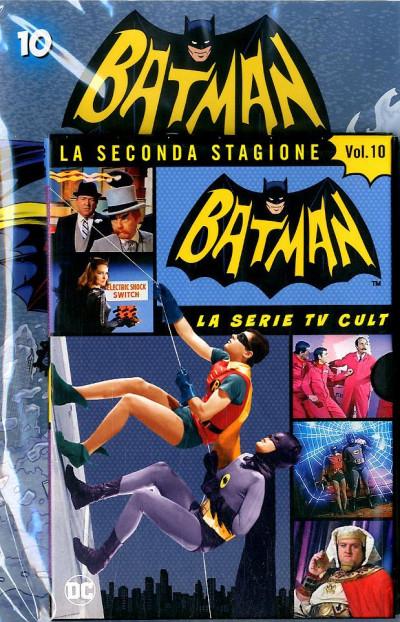 Batman '66 (Dvd + Fumetto) - N° 10 - Batman '66 - Rw Lion