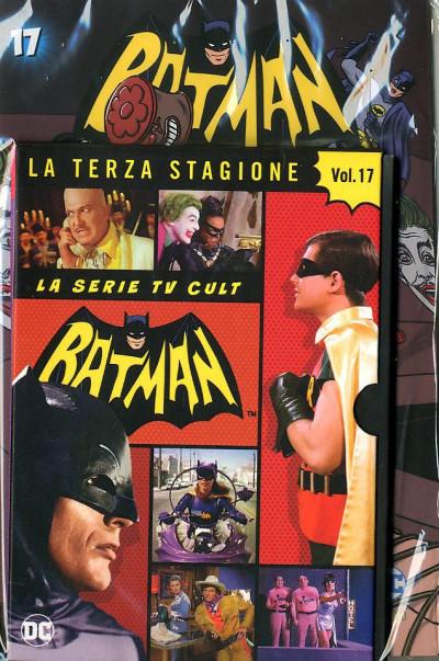 Batman '66 (Dvd + Fumetto) - N° 17 - Batman '66 - Rw Lion