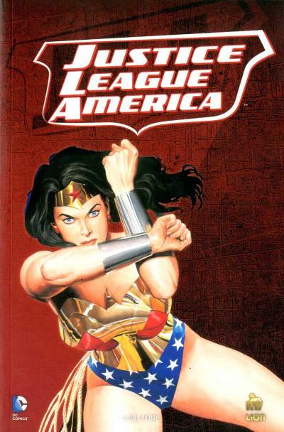 Dc Comics Story - N° 4 - Justice League America 1 - I Piu' Grandi...1 - Master24 Rw Lion