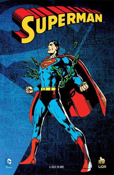 Dc Comics Story - N° 13 - Superman: Mai Piu' Kriptonite! - Master24 Rw Lion