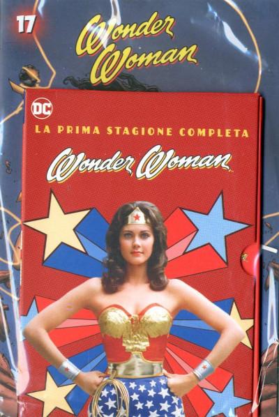 Wonder Woman '77 (Dvd+Fumetto) - N° 17 - Wonder Woman '77 - Rw Lion
