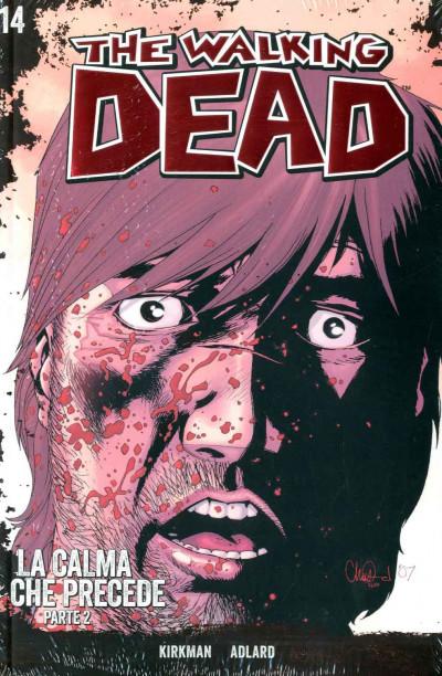 Walking Dead Gazzetta Sport - N° 14 - La Calma Precede 2 + Dvd - Saldapress