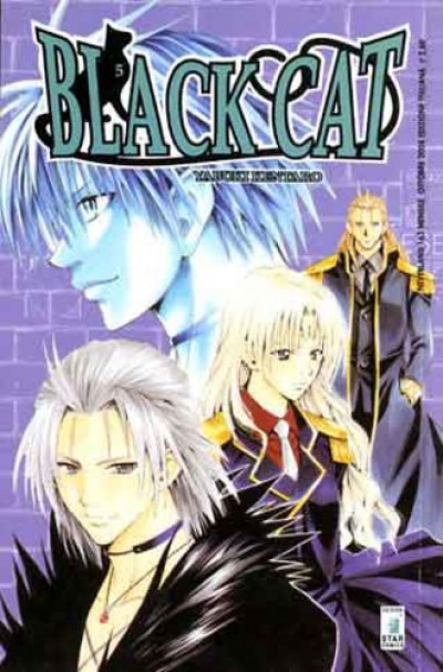 Black Cat - N° 5 - Black Cat 5 - Neverland Star Comics