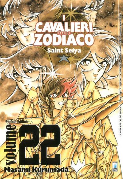 Cavalieri Zodiaco - N° 22 - Saint Seiya Perfect Edition (M22) - Star Comics