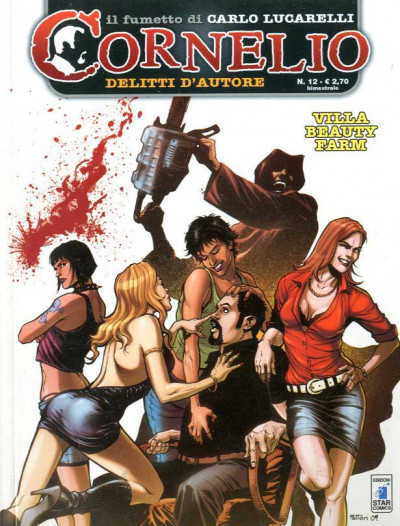 Cornelio - N° 12 - Villa Beauty Farm - Star Comics