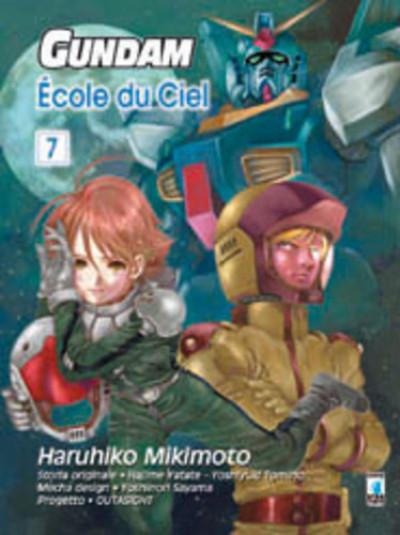 Gundam Ecole Du Ciel - N° 7 - Gundam Ecole Du Ciel - Gundam Universe Star Comics