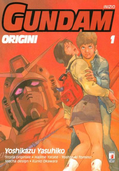 Gundam Origini - N° 1 - Le Origini 1 Uc 0079 - Gundam Universe Star Comics