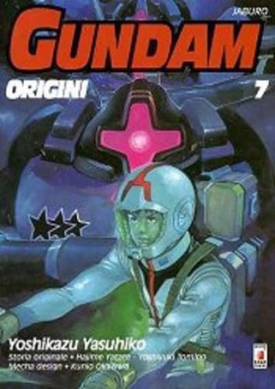 Gundam Origini - N° 7 - Le Origini 7 - Gundam Universe Star Comics