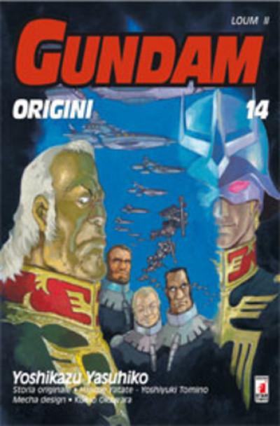 Gundam Origini - N° 14 - Gundam Origini - Gundam Universe Star Comics