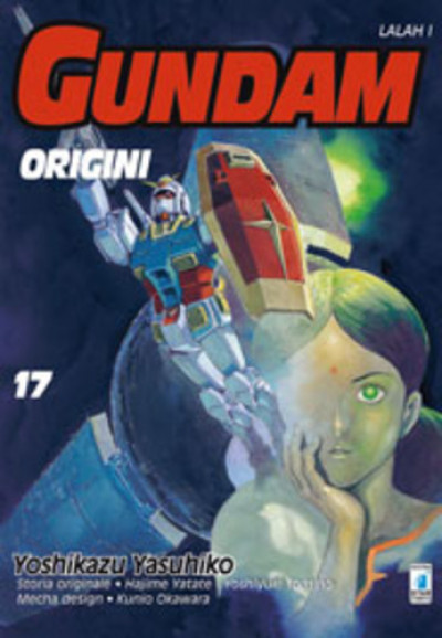 Gundam Origini - N° 17 - Gundam Origini - Gundam Universe Star Comics