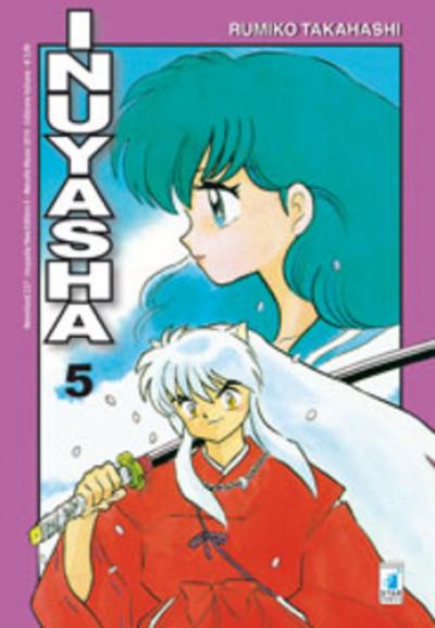 Inuyasha - N° 5 - Inuyasha (M56) - Neverland Star Comics