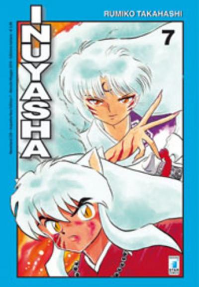 Inuyasha - N° 7 - Inuyasha (M56) - Neverland Star Comics