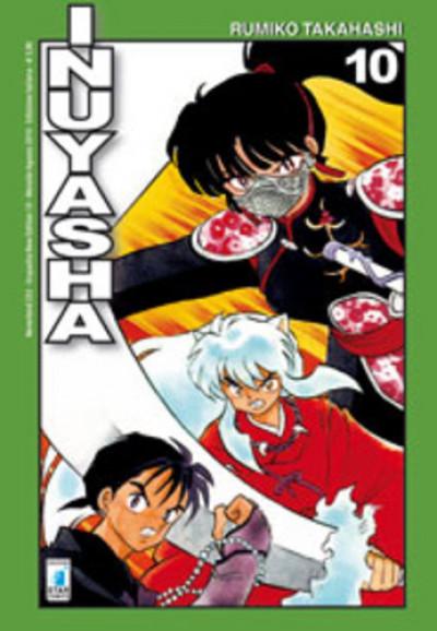 Inuyasha - N° 10 - Inuyasha (M56) - Neverland Star Comics