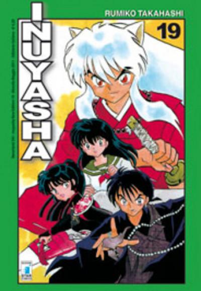 Inuyasha - N° 19 - Inuyasha (M56) - Neverland Star Comics