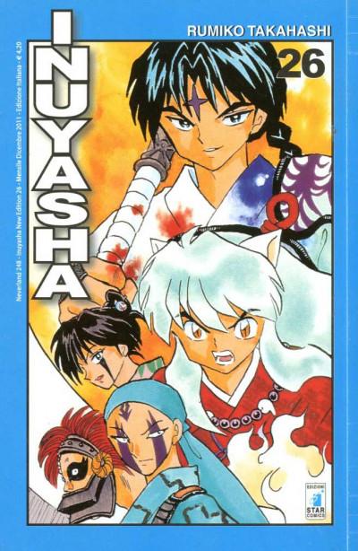 Inuyasha - N° 26 - Inuyasha (M56) - Neverland Star Comics