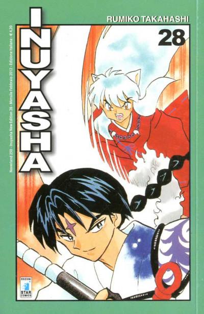 Inuyasha - N° 28 - Inuyasha (M56) - Neverland Star Comics