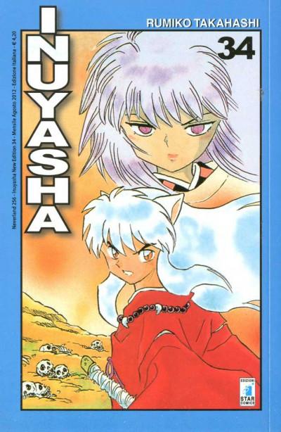 Inuyasha - N° 34 - Inuyasha (M56) - Neverland Star Comics