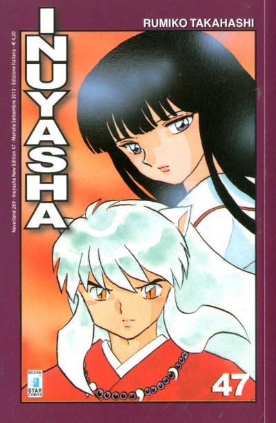 Inuyasha - N° 47 - Inuyasha (M56) - Neverland Star Comics