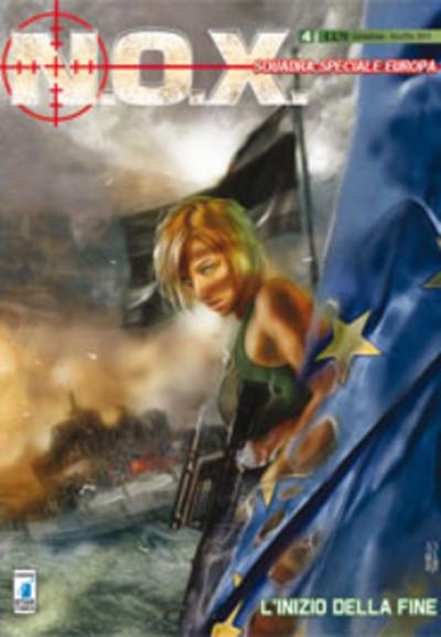 N.O.X. - N° 4 - L'Inizio Della Fine - Star Comics