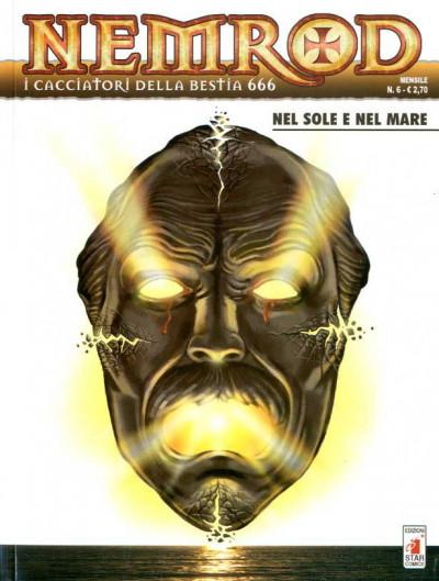 Nemrod - N° 6 - Nel Sole E Nel Mare - Star Comics