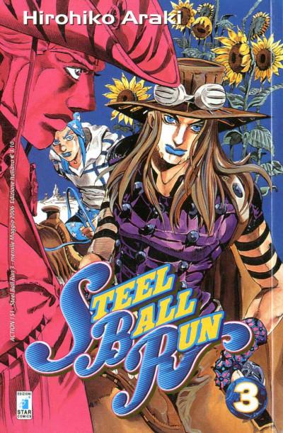 Steel Ball Run - N° 3 - Steel Ball Run 3 - Action Star Comics
