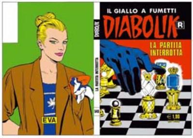 Diabolik Ristampa - N° 549 - La Partita Interrotta - Astorina Srl