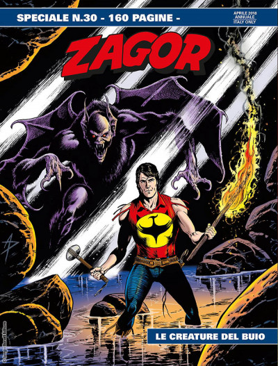 Zagor Speciale - N° 30 - Le Creature Del Buio - Bonelli Editore