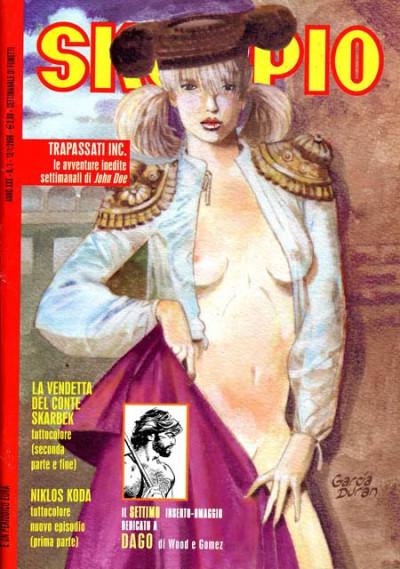 Skorpio Anno 30 - N° 1 - Skorpio 2006 1 - Skorpio Editoriale Aurea