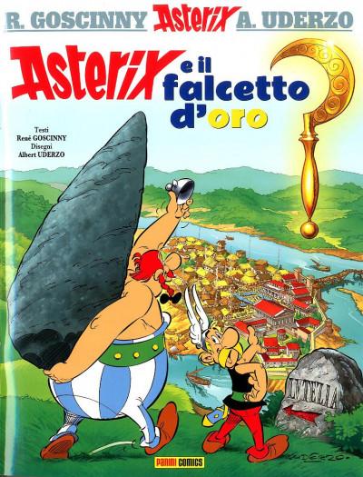 Asterix Spillato - N° 3 - Asterix E Il Falcetto D'Oro - Panini Comics