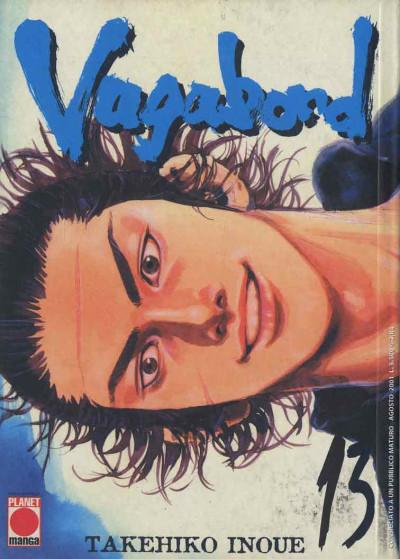Vagabond - N° 13 - Vagabond 13 - Planet Manga