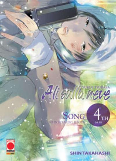 Yuki E Tsubasa - N° 4 - Ali Sulla Neve - Manga Sound Planet Manga