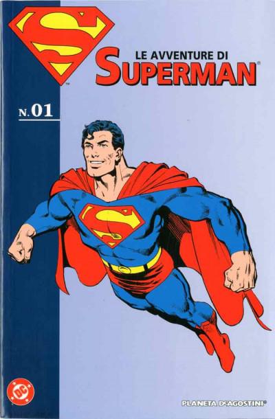 Avventure Di Superman - N° 1 - Avventure Di Superman - Planeta-De Agostini
