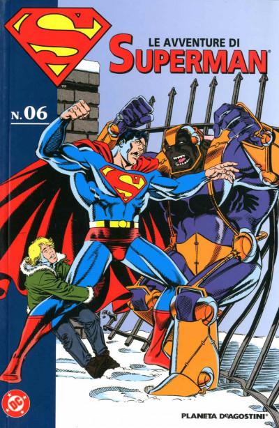 Avventure Di Superman - N° 6 - Le Avventure Di Superman - Planeta-De Agostini