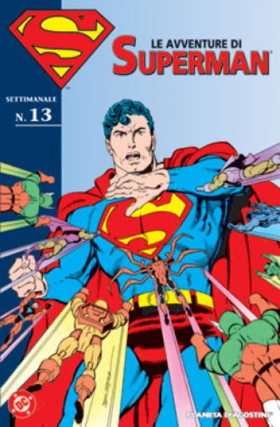 Avventure Di Superman - N° 13 - Avventure Di Superman M40 13 - Planeta-De Agostini
