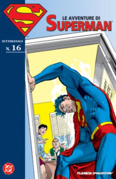 Avventure Di Superman - N° 16 - Avventure Di Superman - Planeta-De Agostini