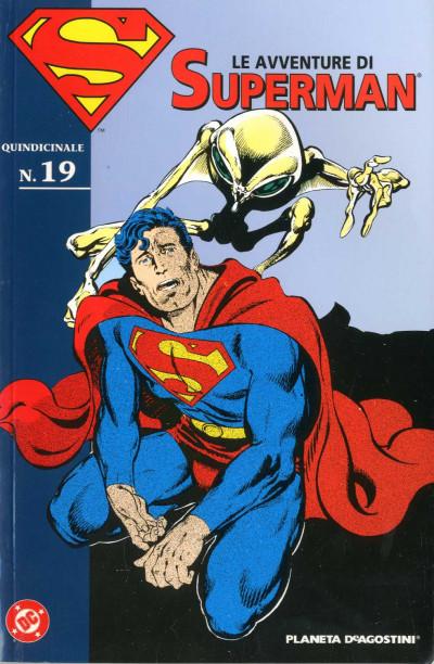 Avventure Di Superman - N° 19 - Avventure Di Superman - Planeta-De Agostini