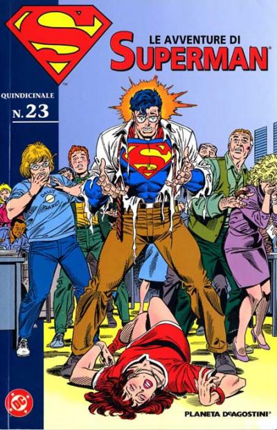 Avventure Di Superman - N° 23 - Le Avventure Di Superman - Planeta-De Agostini