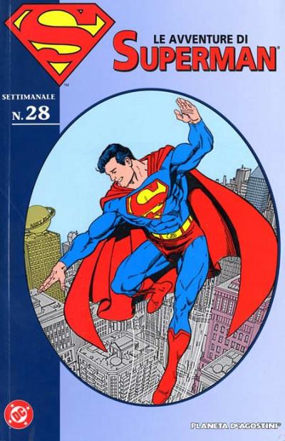 Avventure Di Superman - N° 28 - Le Avventure Di Superman 28 - Planeta-De Agostini