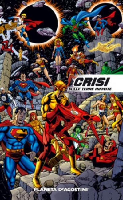 Crisi Sulle Terre Infinite Cof - Edizione Assoluta - Absolute Dc Planeta-De Agostini