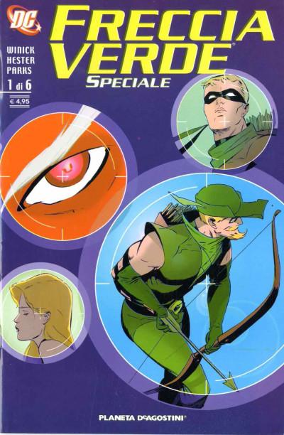Freccia Verde Speciale (M6) - N° 1 - Freccia Verde Speciale (M6) - Planeta-De Agostini