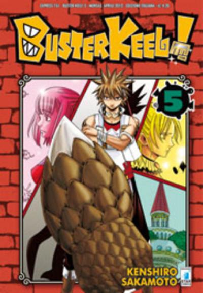 Buster Keel - N° 5 - Buster Keel! 5 - Express Star Comics