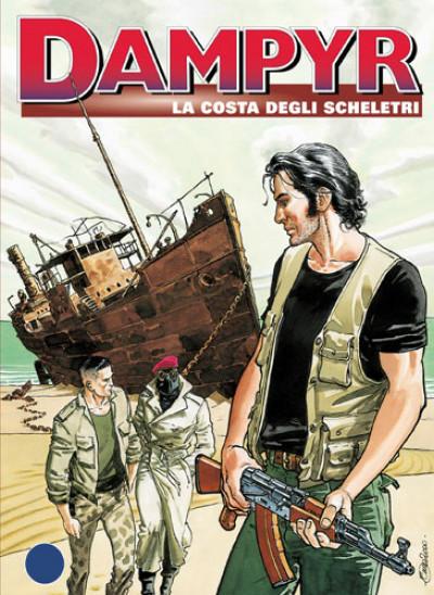 Dampyr - N° 6 - La Costa Degli Scheletri - Bonelli Editore