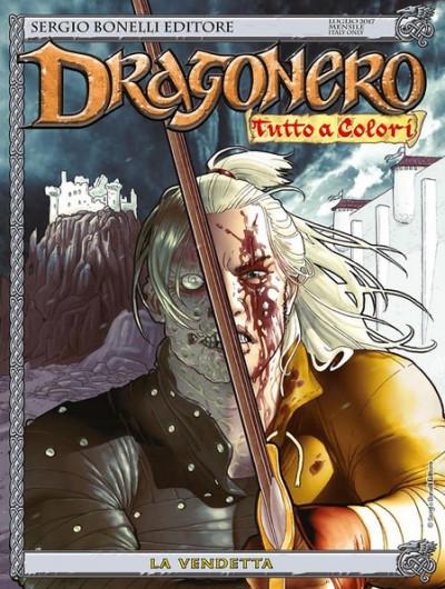 Dragonero - N° 50 - La Vendetta - Bonelli Editore