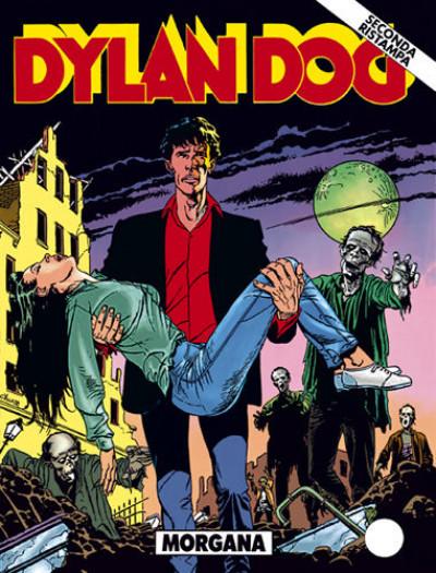 Dylan Dog 2 Ristampa - N° 25 - Morgana - Bonelli Editore