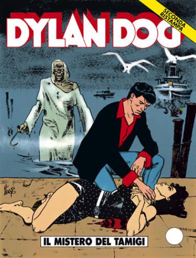 Dylan Dog 2 Ristampa - N° 49 - Il Mistero Del Tamigi - Bonelli Editore