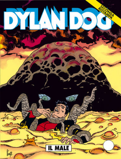 Dylan Dog 2 Ristampa - N° 51 - Il Male - Bonelli Editore