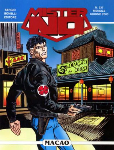 Mister No - N° 337 - Macao - Bonelli Editore