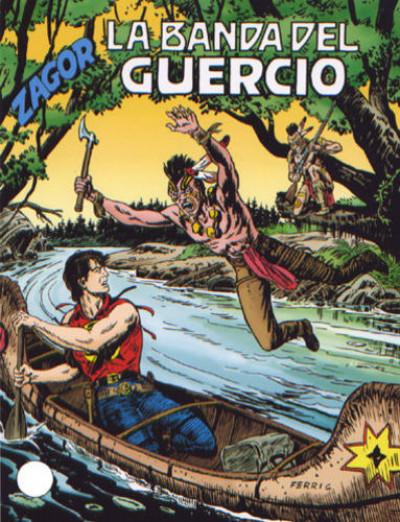 Zenith Gigante - N° 542 - La Banda Del Guercio - Zagor Bonelli Editore